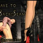 Goddess Cheyenne In Scene: Slave to My Back Seam – OPULENTFETISH / GODDESSCHEYENNE – HD/720p/MP4