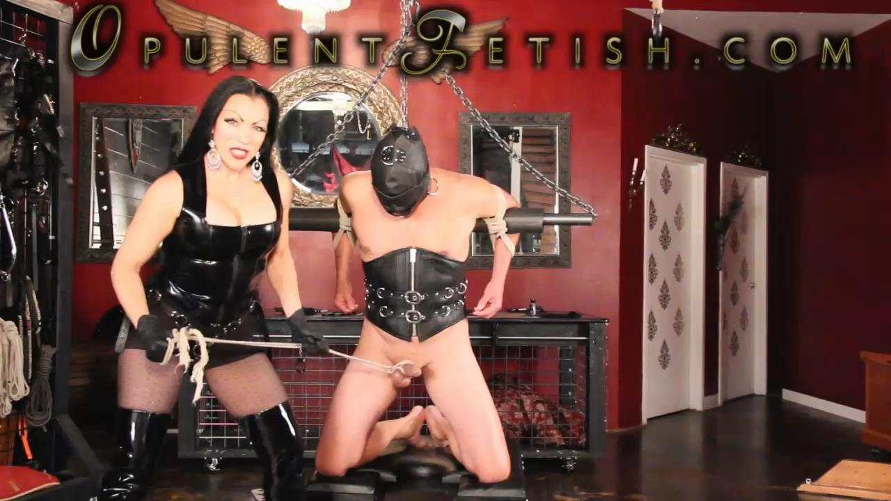 Goddess Cheyenne In Scene: Smoking Hot Cock MindFuck - OPULENTFETISH / GODDESSCHEYENNE - HD/720p/MP4