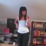 Monique Stranger In Scene: BUYING MY TRASH – PRINCESSMONIQUE – SD/480p/MP4