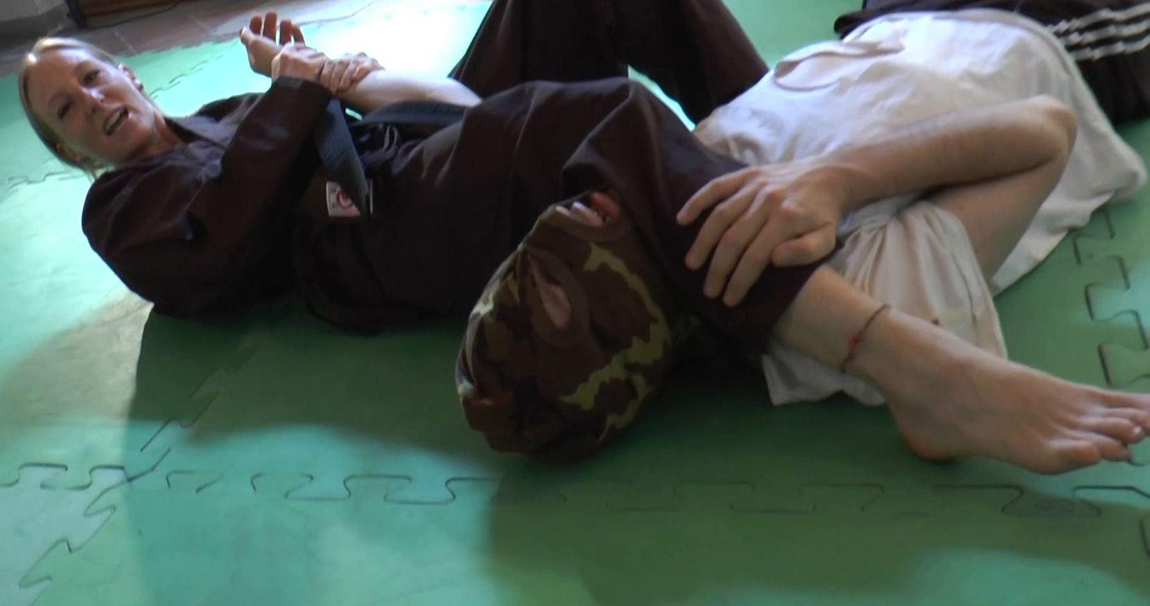 Chiara In Scene: Chiara sadistic and cruel karate killer Part 2 - MARTIAL FETISH / CLIPS4SALE - FULL HD/1080p/MP4