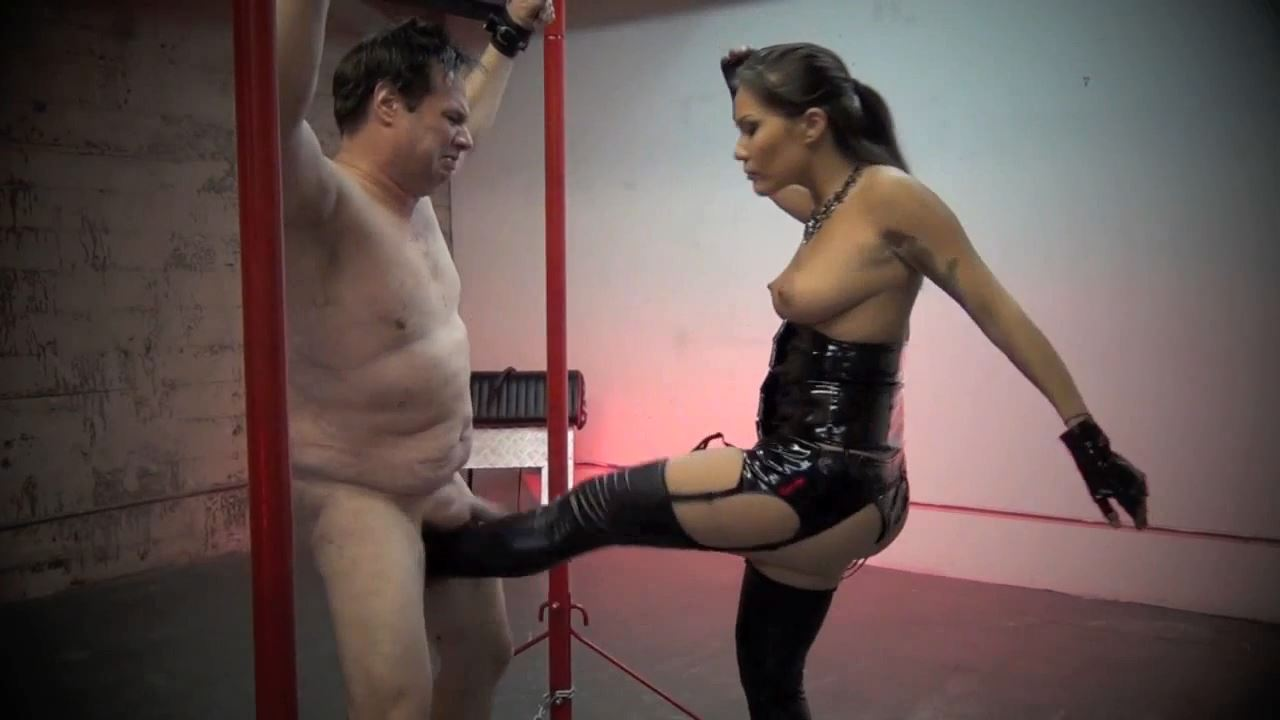 Goddess Mena Li In Scene: A Ruthless Attack To His Balls - ASIAN CRUELTY / CLIPS4SALE - HD/720p/MP4