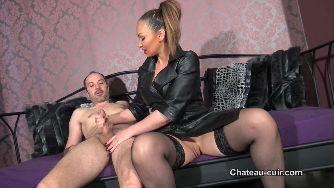 Yasmin Scott In Scene: Adore and spunk on My leather - CHATEAU-CIUR - HD/720p/MP4