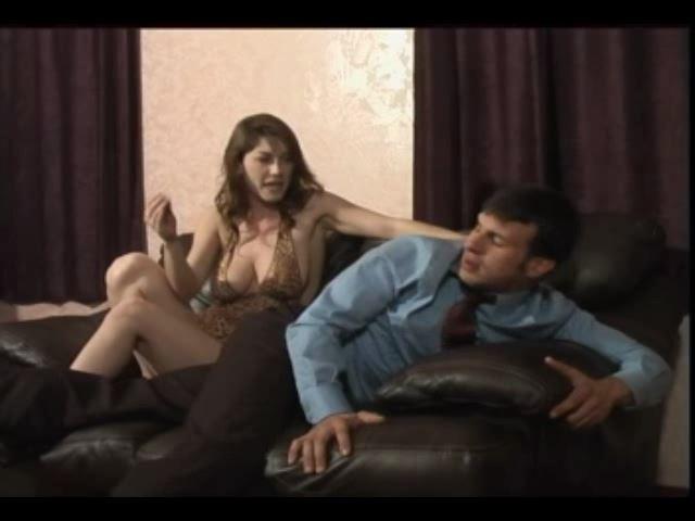 Kay Richards In Scene: Mafia Princess Kay Spanks Husband - CLARESPANKSMEN - SD/480p/MP4