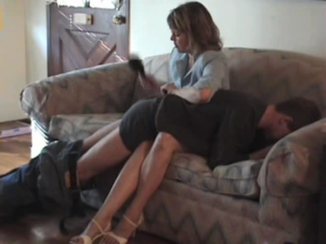 Clare Fonda In Scene: Bratty Boy Busted - CLARESPANKSMEN - SD/480p/MP4