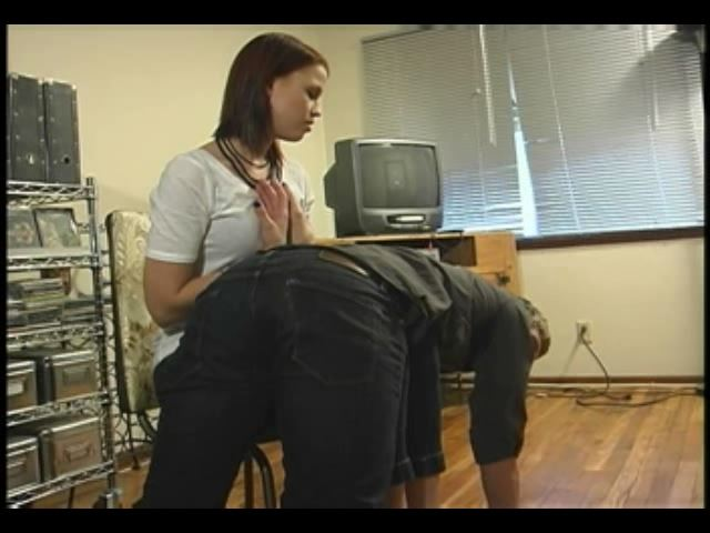 Kailee In Scene: Spanking Study Buddy - CLARESPANKSMEN - SD/480p/MP4