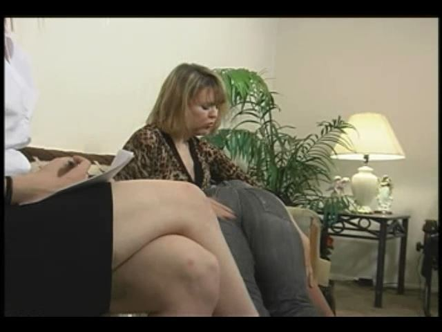 Kailee, Clare Fonda In Scene: Kailee Spanks Parolee - CLARESPANKSMEN - SD/480p/MP4