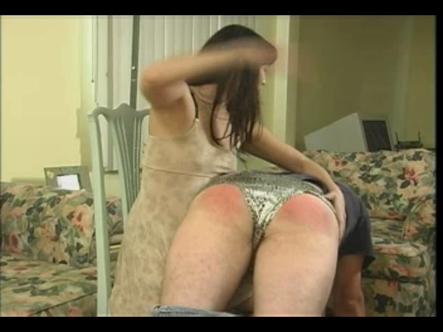 Asia Berlin In Scene: Asia Spanks Latecomer - CLARESPANKSMEN - SD/480p/MP4
