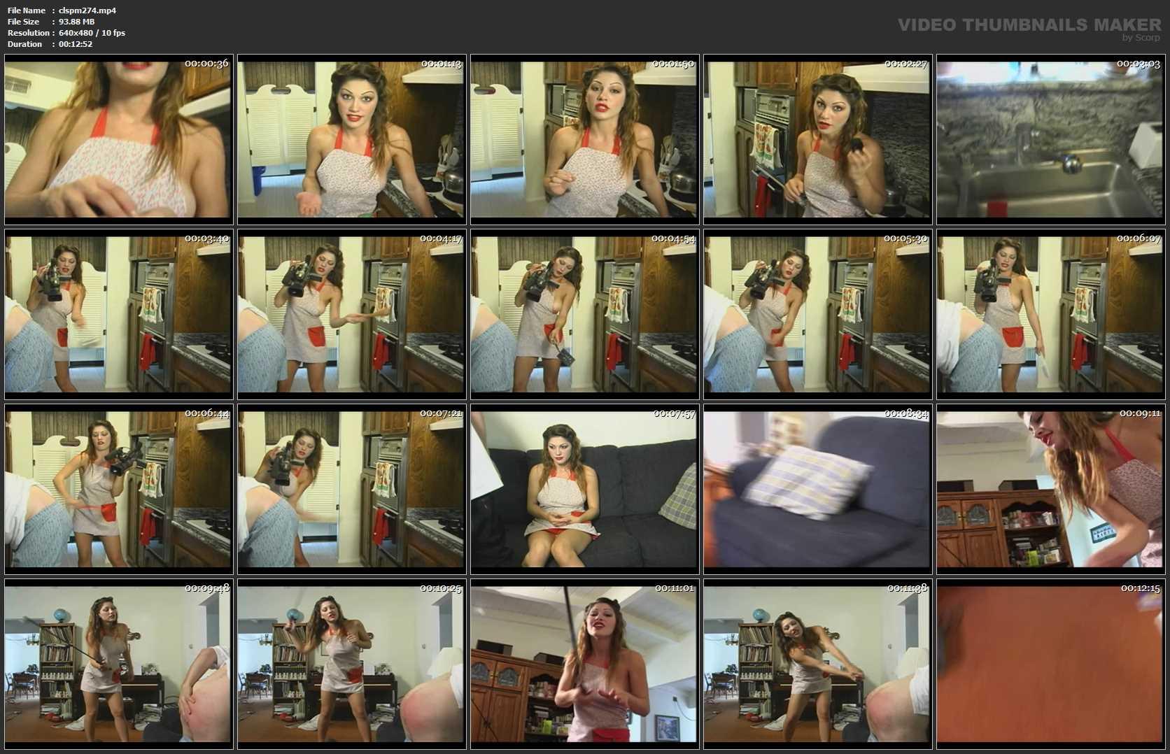 Kay Richards In Scene: Kay Richards Marriage Proposal - CLARESPANKSMEN - SD/480p/MP4