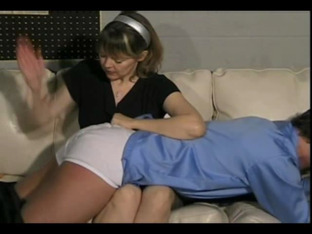 Jewell Marceau, Clare Fonda In Scene: Jewell Marceau & Clare Fonda Spank Tom Byron - CLARESPANKSMEN - SD/480p/MP4