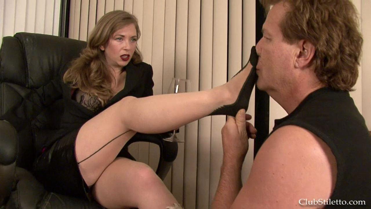 Mistress T In Scene: Desperate for a Job - CLUBSTILETTO - HD/720p/MP4