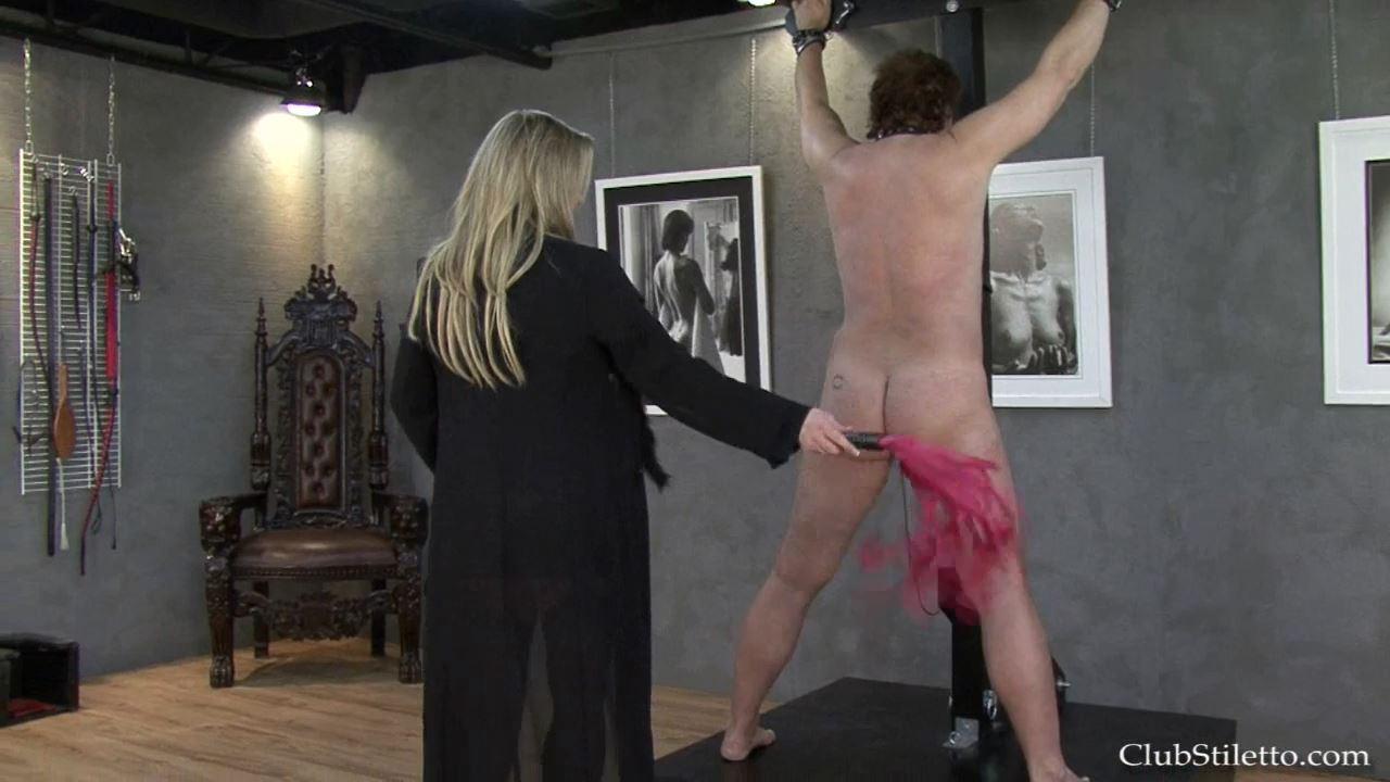 Mistress Velvet In Scene: Taste of Velvet - CLUBSTILETTO - HD/720p/MP4