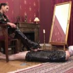 Madame Catarina In Scene: NEW BOOTS FROM BOOTLICKER 2 – DOMINA-MOVIES – SD/480p/MP4