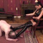 Madame Catarina In Scene: SLAVE TRAINING 2 – DOMINA-MOVIES – SD/480p/MP4