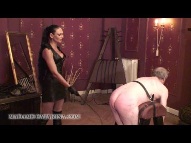 Madame Catarina In Scene: TRAININGDAY FOR A HUSBAND - DOMINA-MOVIES - SD/480p/MP4