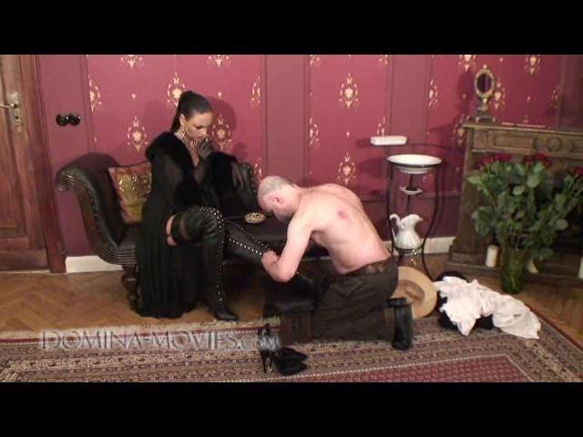 Madame Catarina In Scene: VENUS IN FUR - DOMINA-MOVIES - SD/480p/MP4