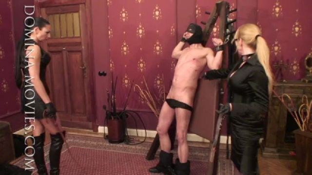 Madame Catarina In Scene: YOU WON'T GET FAR BY LYING 2 - DOMINA-MOVIES - SD/480p/MP4