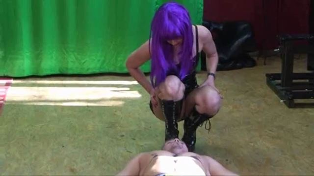 Suffering instead of fucking - ERONITE-FEMDOM - LQ/360p/MP4