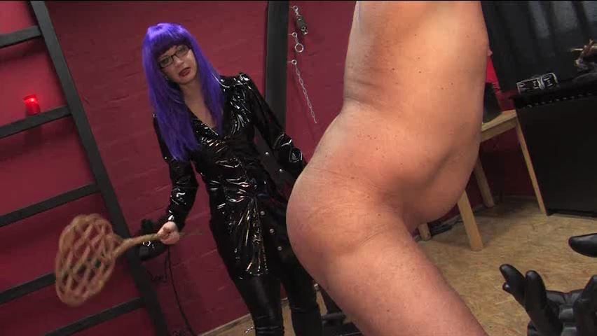 Donna Nora In Scene: The Punishment of the Callboy - ERONITE-FEMDOM - SD/480p/MP4