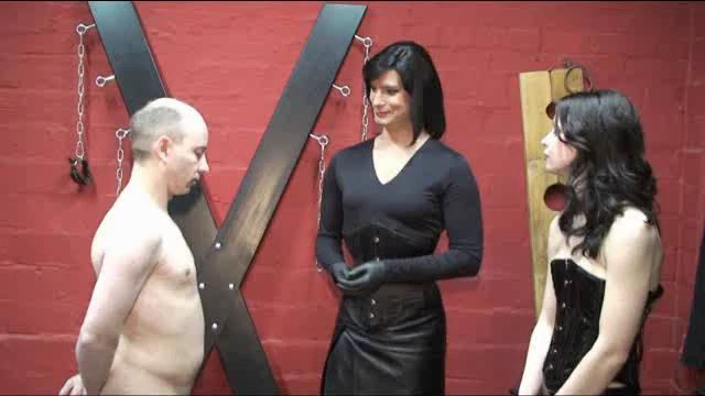 Annika Bond In Scene: BDSM-guidebook: Slapping - ERONITE-FEMDOM - LQ/360p/MP4