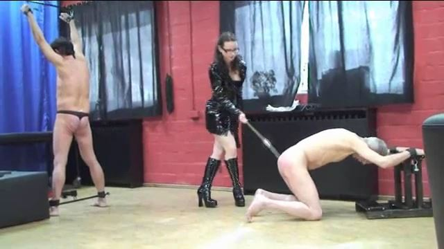 Annika Bond In Scene: Kicking misstress - ERONITE-FEMDOM - LQ/360p/MP4