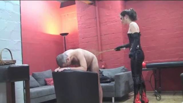 Annika Bond In Scene: My little Brother - ERONITE-FEMDOM - LQ/360p/MP4