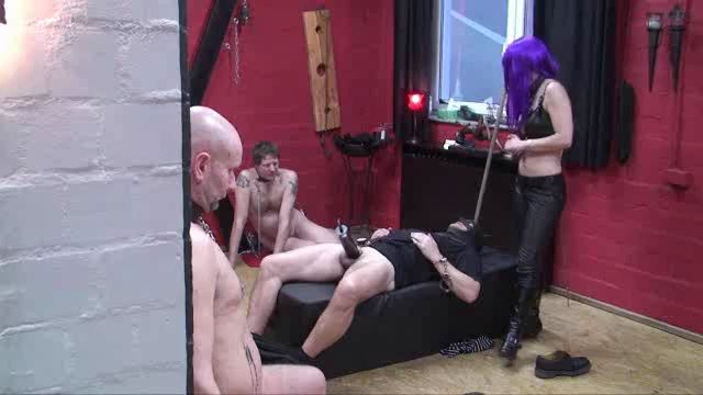 Miss Nora In Scene: Sweet pain of humility - ERONITE-FEMDOM - LQ/360p/MP4