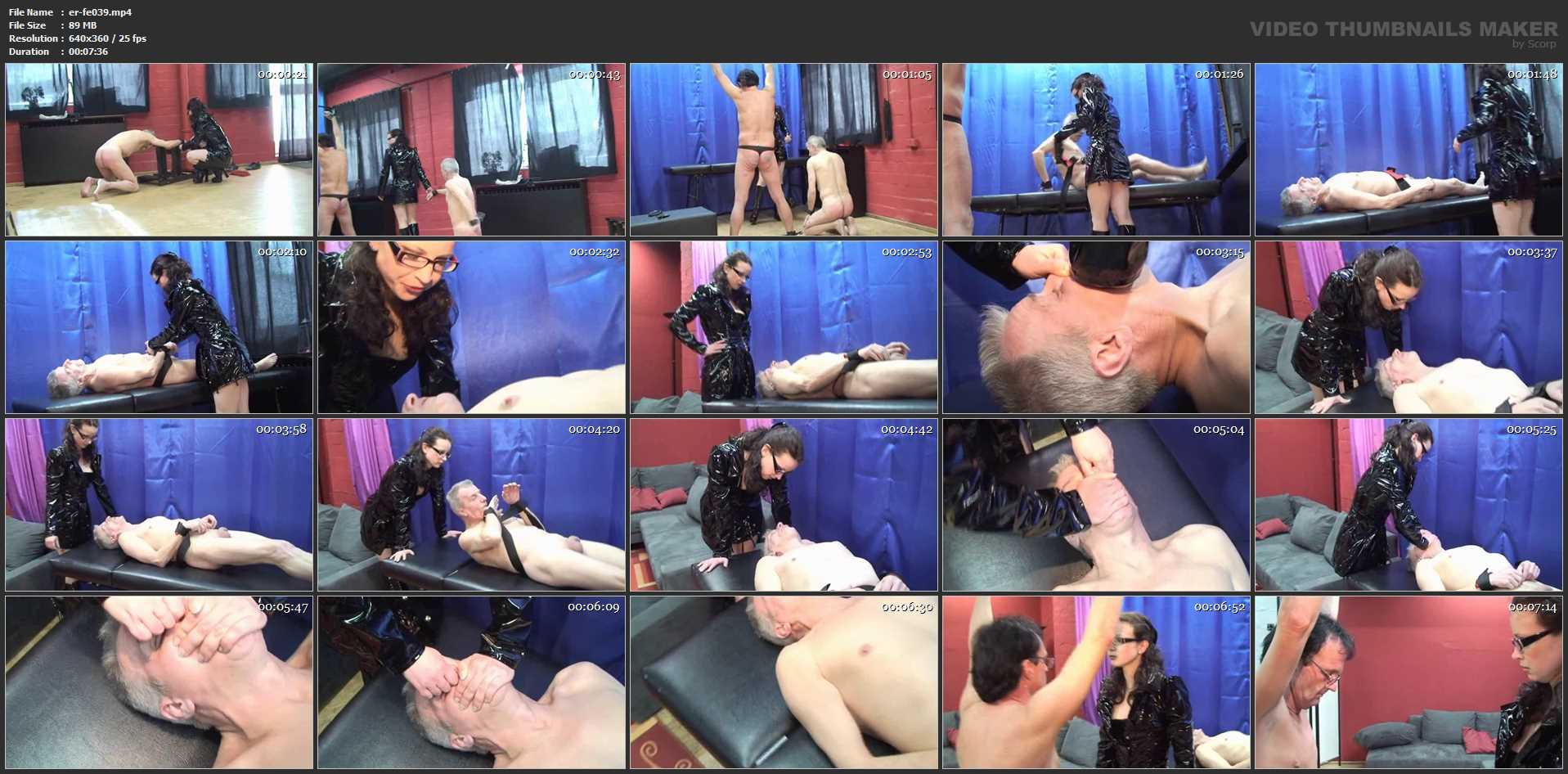 Annika Bond In Scene: The arbitrariness of Annika Bond - ERONITE-FEMDOM - LQ/360p/MP4