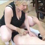 Jimmy Steiner In Scene: Cum on my nylons – ERONITE-FEMDOM – LQ/360p/MP4