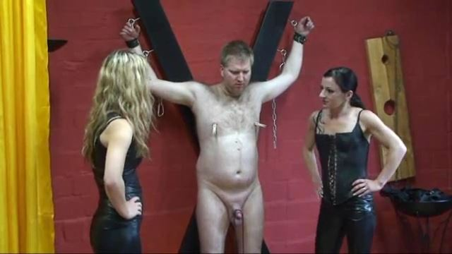 Annika Bond, Rieke In Scene: Egg torture and pee for the slaves - ERONITE-FEMDOM - LQ/360p/MP4