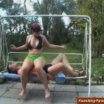 Jill Diamond In Scene: Swing on the slave Part 1 – FACESITTING-PARADISE – SD/576p/MP4