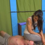 Daliah In Scene: Slave-ride on the ball – FACESITTING-PARADISE – FULL HD/1080p/MP4