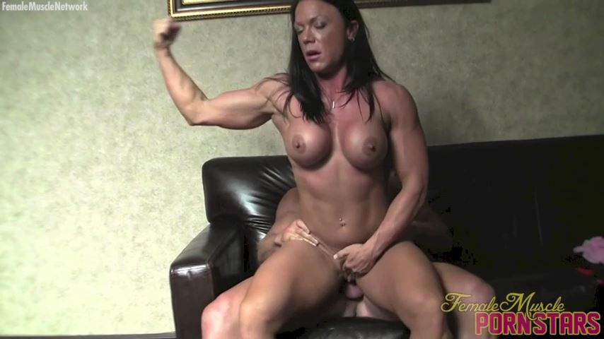 Bella In Scene: Wanna Touch Me - FEMALEMUSCLEPORNSTARS / FEMALEMUSCLENETWORK - SD/480p/MP4