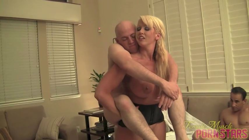 Amazon Alura In Scene: Carried Away - FEMALEMUSCLEPORNSTARS / FEMALEMUSCLENETWORK - SD/480p/MP4
