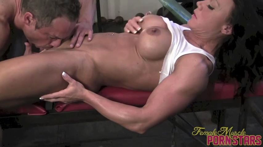 Bella In Scene: The Sweet Spot - FEMALEMUSCLEPORNSTARS / FEMALEMUSCLENETWORK - SD/480p/MP4