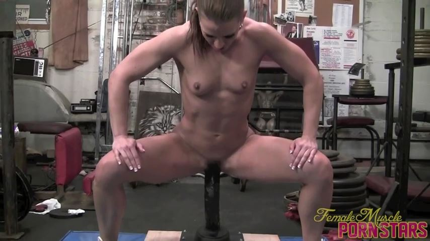 Inari Vachs In Scene: It's Time to Stretch - FEMALEMUSCLEPORNSTARS / FEMALEMUSCLENETWORK - SD/480p/MP4