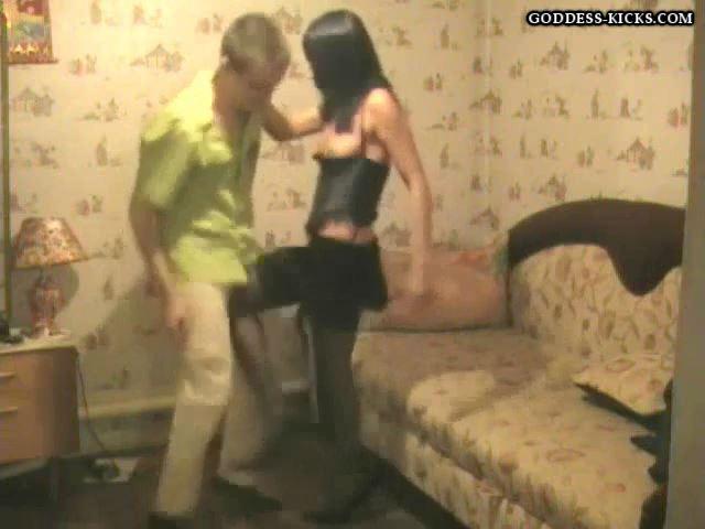 The Prostitute - GODDESS-KICKS - SD/480p/MP4