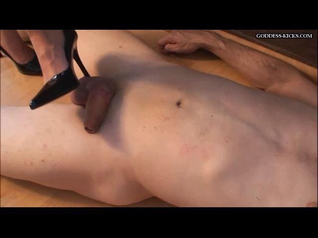 Trampling In Black Spikes - GODDESS-KICKS - SD/480p/MP4