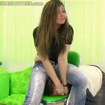 Young mistress Magda In Scene: Young mistress Magda finishes him – HOMSMOTHER – SD/576p/MP4