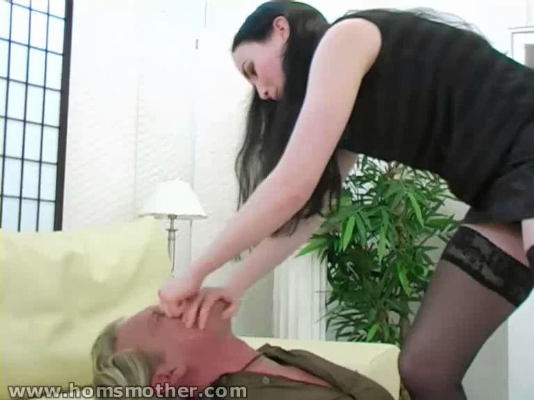 Svetlana In Scene: Strict breath control - HOMSMOTHER - SD/576p/MP4