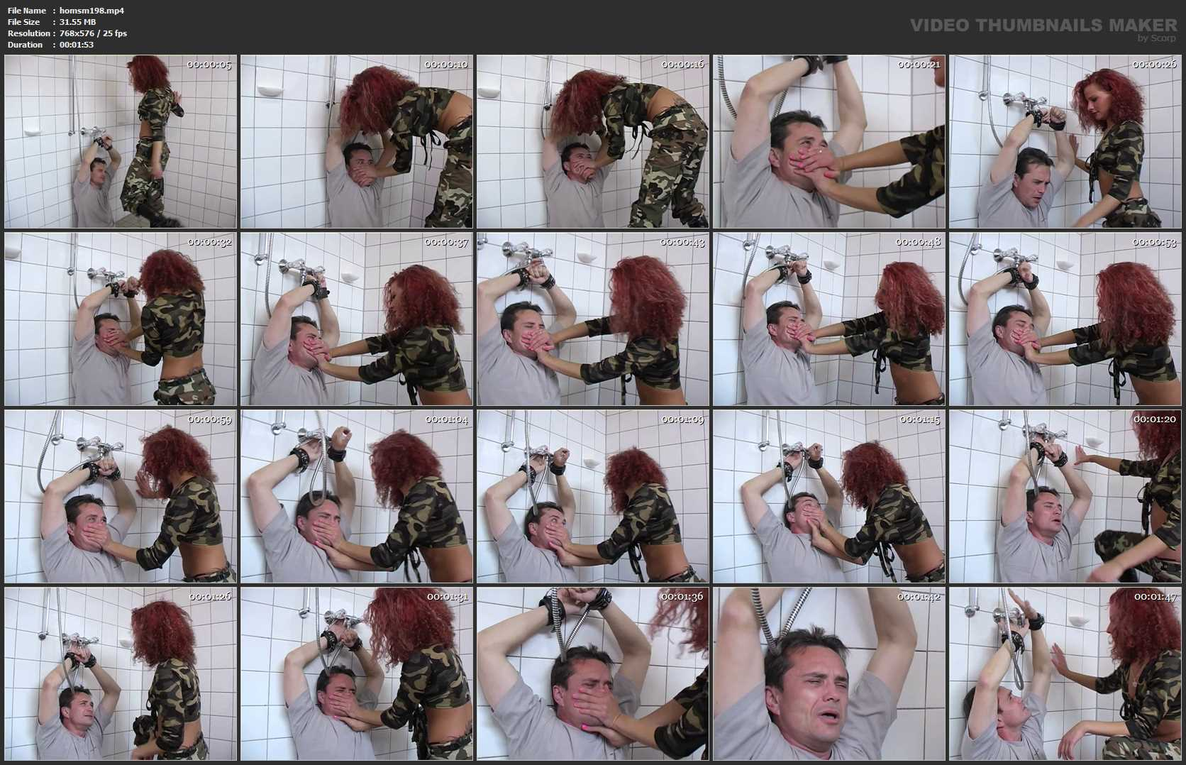 Kimberley In Scene: Punishment by homsmother - HOMSMOTHER - SD/576p/MP4