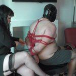 Julie Simone In Scene: Hogtying a Slave – JULIESIMONE – FULL HD/1080p/MP4