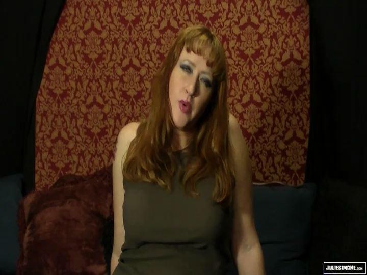 Julie Simone In Scene: Circumcised Cock Humiliation Breakup - JULIESIMONE - SD/540p/MP4