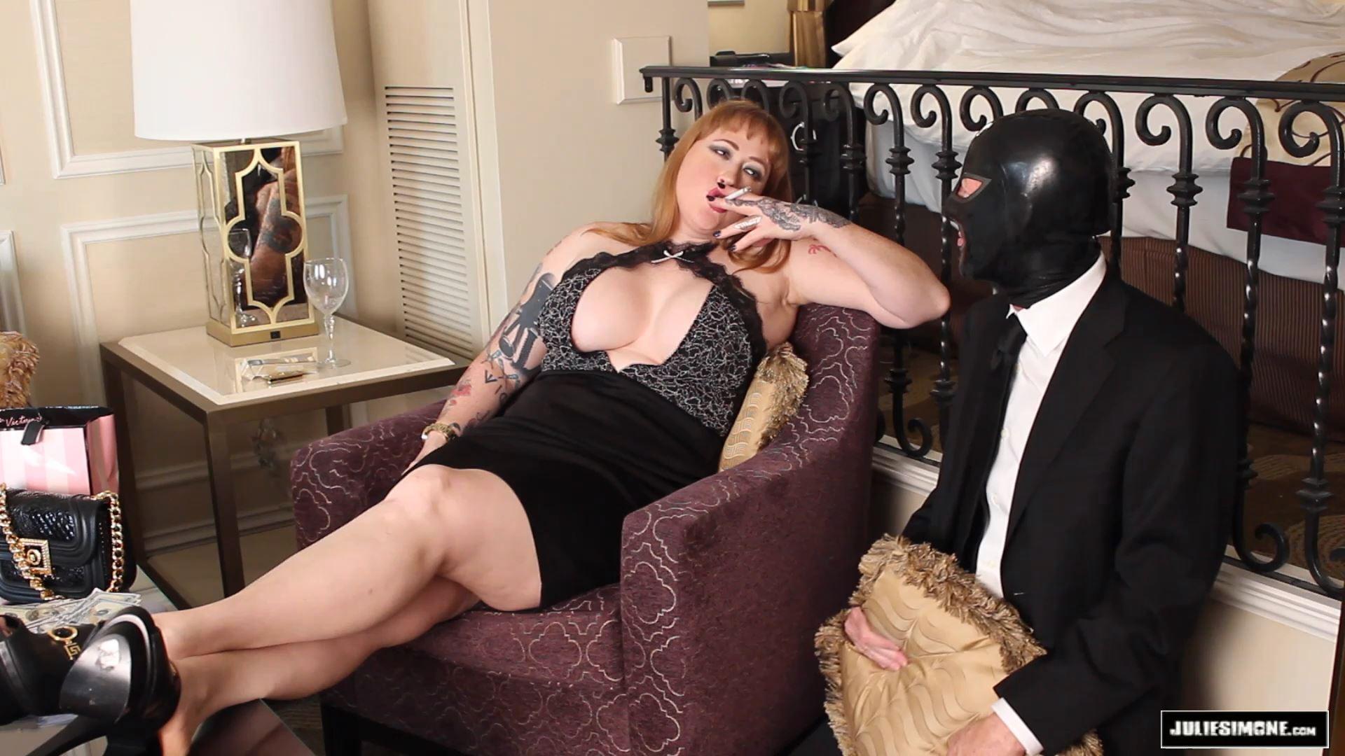 Julie Simone In Scene: Viagra Shopping Trip Part 2 Findom Pillowhumping - JULIESIMONE - FULL HD/1080p/MP4