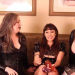 Anna Valentina, Amara Noir, Julie Simone In Scene: Ballhumper SPH – JULIESIMONE – HD/720p/MP4