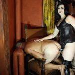 Quinn Helix In Scene: Leather Mistress Ass Fuck – JULIESIMONE – HD/720p/MP4