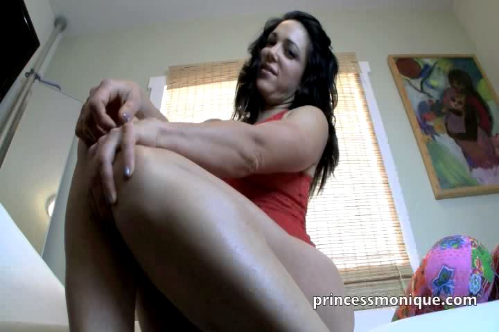 Monique Stranger In Scene: I WANT MORE MONEY - PRINCESSMONIQUE - SD/480p/MP4