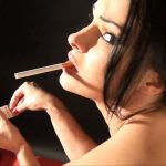 Goddess Abbie Cat In Scene: Smoking POV Doggy Sex – ABBIECATFETISH – HD/720p/MP4