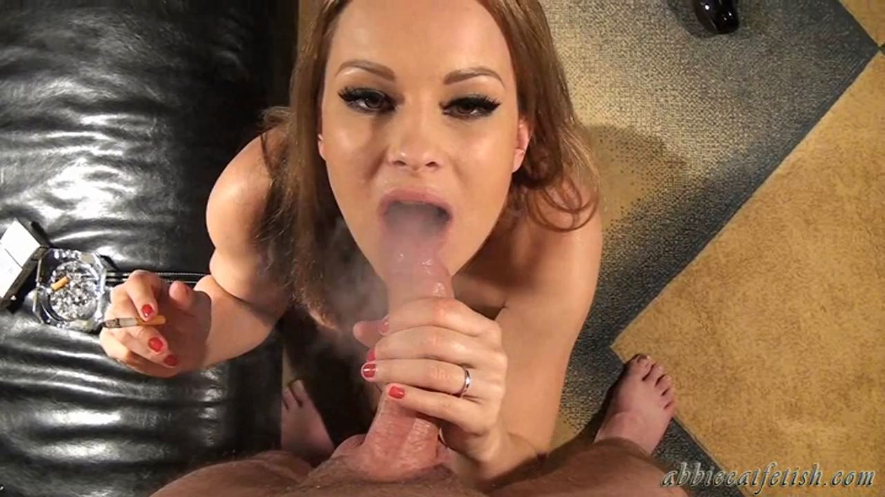 Goddess Abbie Cat In Scene: Masturbation Blowjob and Sex - ABBIECATFETISH - HD/720p/MP4