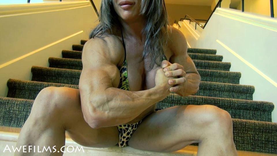 SILVIA MATTA In Scene: Raw FemMuscle Part 2 - AWEFILMS - SD/540p/MP4