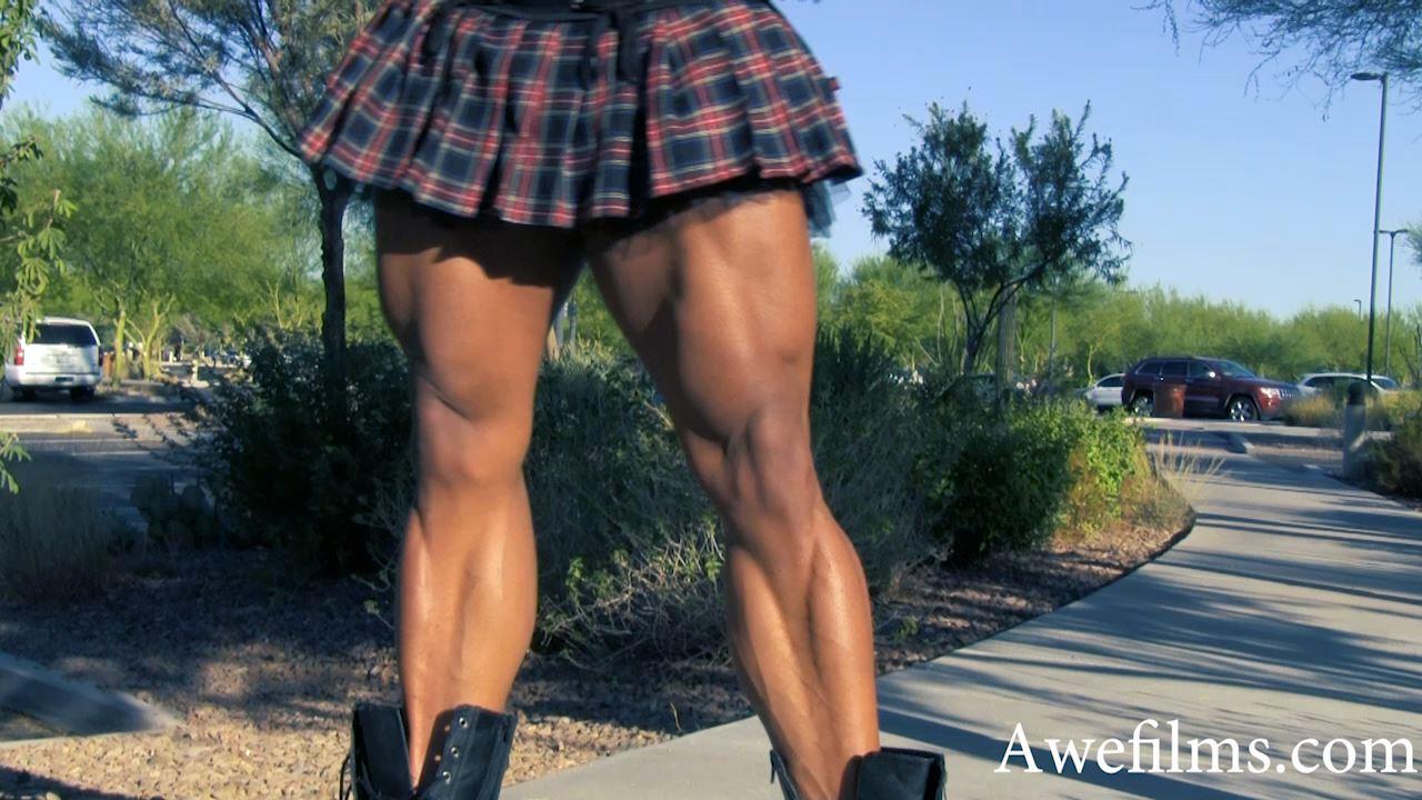 MONIQUE JONES In Scene: Sweet Muscle - AWEFILMS - HD/720p/MP4
